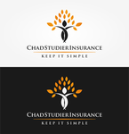 Chad Studier Insurance Logo - Entry #131