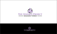 """The Synergy Project"" and place the word ""season three"" underneath in smaller front either as "" season 3"" or ""season three"" Logo - Entry #4"