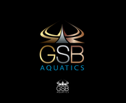 GSB Aquatics Logo - Entry #72