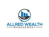 ALLRED WEALTH MANAGEMENT Logo - Entry #707