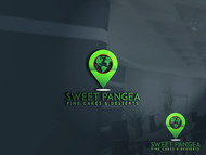 Sweet Pangea Logo - Entry #159