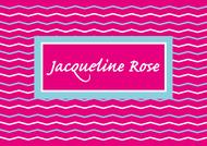 Jacqueline Rose  Logo - Entry #93