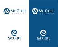McGuff Financial Logo - Entry #62