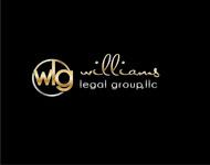 williams legal group, llc Logo - Entry #95