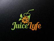 JuiceLyfe Logo - Entry #173