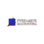 Premier Accounting Logo - Entry #208