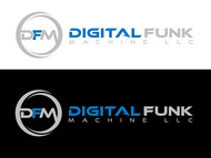 Digital Funk Machine LLC Logo - Entry #84