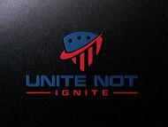 Unite not Ignite Logo - Entry #16