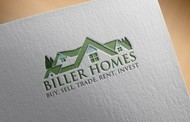 Biller Homes Logo - Entry #172