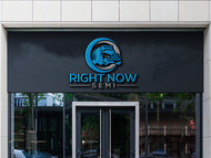 Right Now Semi Logo - Entry #161