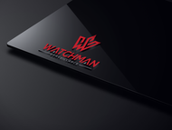 Watchman Surveillance Logo - Entry #320