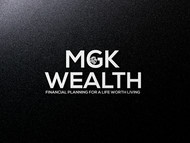 MGK Wealth Logo - Entry #320