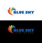 Blue Sky Life Plans Logo - Entry #345