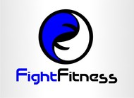 Fight Fitness Logo - Entry #25