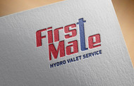 First Mate Logo - Entry #38