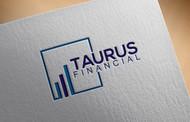 "Taurus Financial (or just ""Taurus"") Logo - Entry #562"
