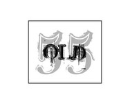 """""""OLD 55"""" - mid-century vintage furniture and wares store Logo - Entry #52"""