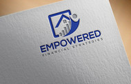 Empowered Financial Strategies Logo - Entry #249