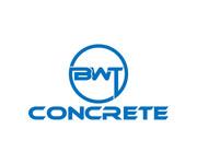 BWT Concrete Logo - Entry #27