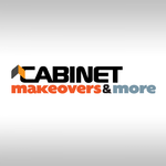 Cabinet Makeovers & More Logo - Entry #160