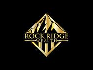 Rock Ridge Wealth Logo - Entry #402