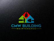CMW Building Maintenance Logo - Entry #609