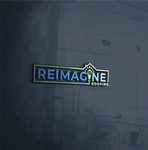 Reimagine Roofing Logo - Entry #243