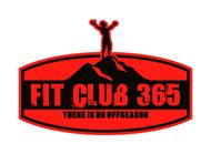 Fit Club 365 Logo - Entry #40