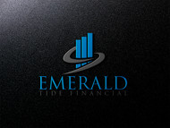 Emerald Tide Financial Logo - Entry #298