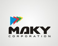 MAKY Corporation  Logo - Entry #99
