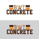 BWT Concrete Logo - Entry #99
