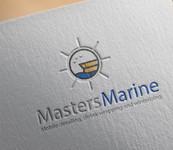 Masters Marine Logo - Entry #463