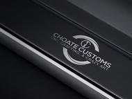 Choate Customs Logo - Entry #126