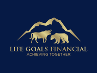 Life Goals Financial Logo - Entry #192