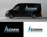 CMW Building Maintenance Logo - Entry #247