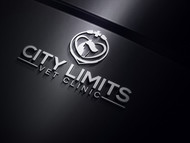 City Limits Vet Clinic Logo - Entry #188