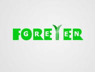 ForeverGreen Logo - Entry #67