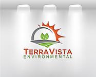 TerraVista Construction & Environmental Logo - Entry #156