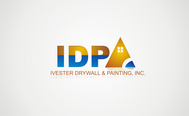IVESTER DRYWALL & PAINTING, INC. Logo - Entry #157