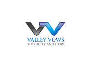 Valley Vows Logo - Entry #47