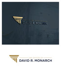 Law Offices of David R. Monarch Logo - Entry #14