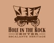 Escalante Heritage/ Hole in the Rock Center Logo - Entry #52