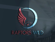 Raptors Wild Logo - Entry #190