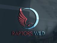 Raptors Wild Logo - Entry #190