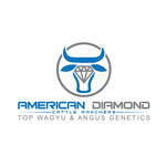 American Diamond Cattle Ranchers Logo - Entry #141