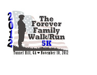 The Forever Family 5K Logo - Entry #3