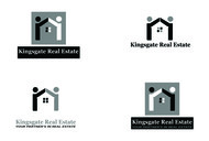 Kingsgate Real Estate Logo - Entry #55