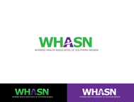 WHASN Logo - Entry #240