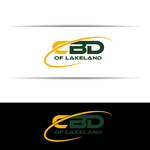 CBD of Lakeland Logo - Entry #17