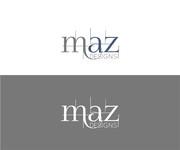 Maz Designs Logo - Entry #83